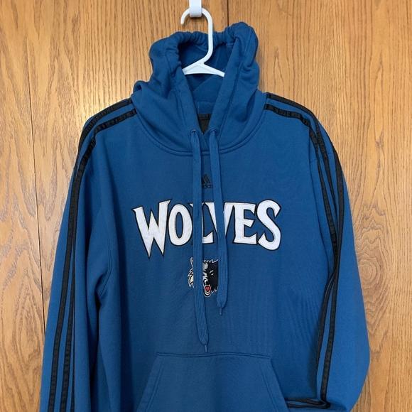 Nba Shirts Timberwolves Hoodie Sweatshirt Sz Xl Poshmark